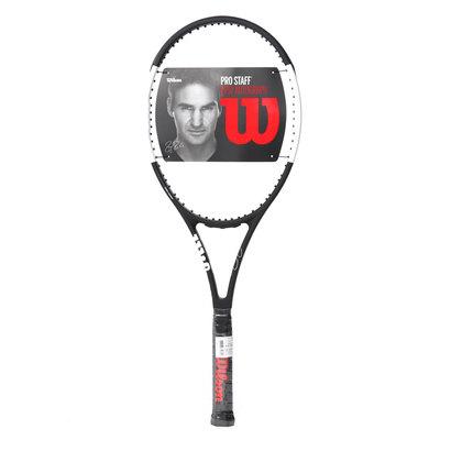ウィルソン Wilson 硬式テニス 未張りラケット PRO STAFF RF97 AUTOGRAPH WRT7417202 (ブラック)