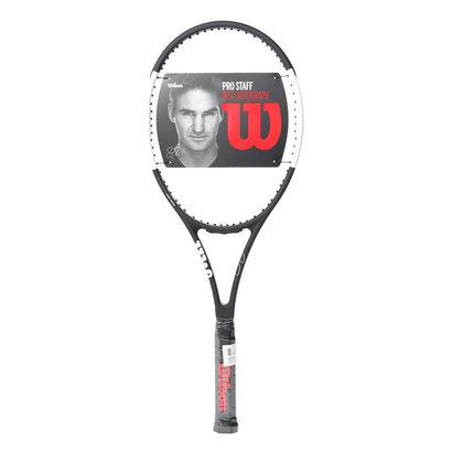 ウィルソン Wilson 硬式テニス 未張りラケット PRO STAFF RF97 AUTOGRAPH WRT7417203 (ブラック)