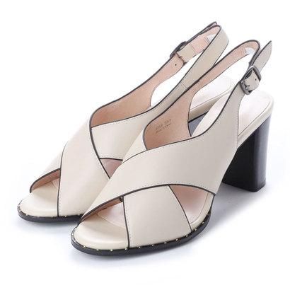 アンタイトル シューズ UNTITLED shoes サンダル (ライトベージュ)