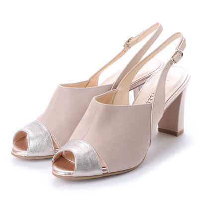 アンタイトル シューズ UNTITLED shoes サンダル (ベージュコンビ)