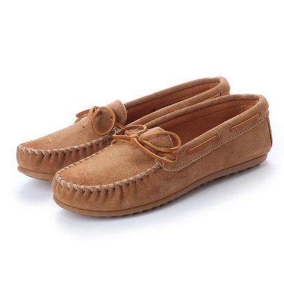 ミネトンカ Minnetonka CLASSIC Moccasin Shoes (トープ)