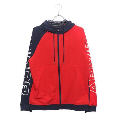 アンダーアーマー UNDER ARMOUR メンズ ウインドジャケット UA Baseline FZ Woven Jacket 1317413
