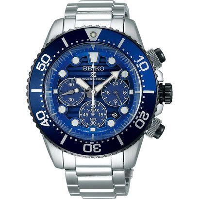SEIKO プロスペックス PROSPEX ダイバースキューバ ソーラー 腕時計 メンズ