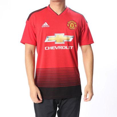 アディダス adidas メンズ サッカー/フットサル ライセンスシャツ MUFCホームレプリカユニフォーム CG0040