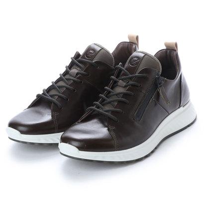 エコー ECCO Mens ST1 Sneaker (GRAPE LEAF)