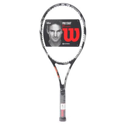 【アウトレット】ウィルソン Wilson 硬式テニス 未張りラケット プロスタッフ 97L カモフラージュ WRT7410202