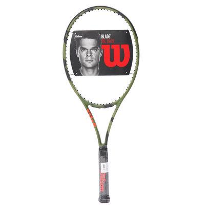 ウィルソン Wilson 硬式テニス 未張りラケット ブレード 98L カモフラージュ WRT7413202