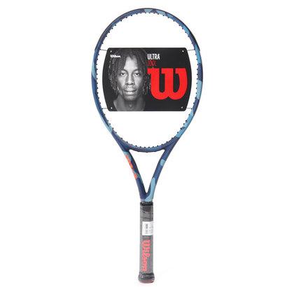 ウィルソン Wilson 硬式テニス 未張りラケット ウルトラ 100L カモフラージュ WRT7411202
