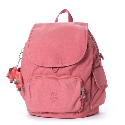 キプリング Kipling CITY PACK S (Dream Pink)