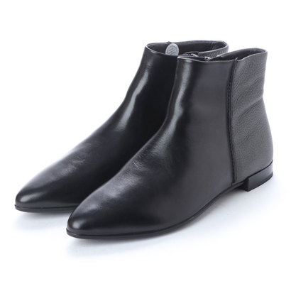 【アウトレット】エコー ECCO Shape Pointy Boot (BLACK/BLACK)