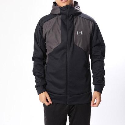アンダーアーマー UNDER ARMOUR メンズ 野球 長袖ウインドブレーカー UA Stretch Fleece Jacket 1319730