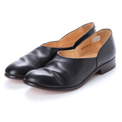 ディガウト DIGOUT CHET (Washed Side Slit Shoes) (BLACK)