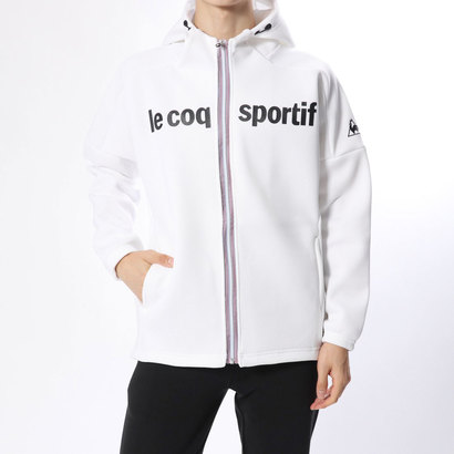 ルコックスポルティフ le coq sportif メンズ スウェットフルジップ ダブルラッセルジャケット QMMMJF60