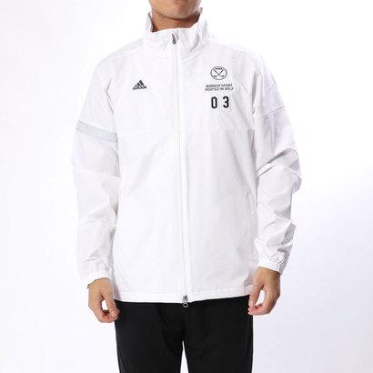 アディダス adidas メンズ ゴルフ 長袖ウインドブレーカー JP adicross エンブレム L/S ウインド U31321