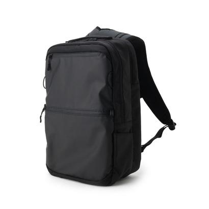 ザ ショップ ティーケー THE SHOP TK 保冷ポケット付ビジネスバックパック (ブラック)