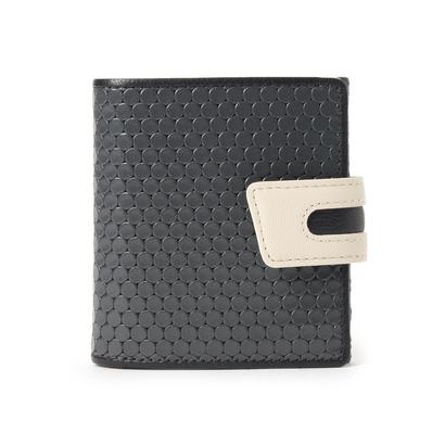 ヒロコ ハヤシ HIROKO HAYASHI 【数量限定】CARDINALE SPECIAL 薄型財布 (チャコールグレー)