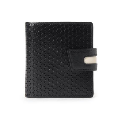 ヒロコ ハヤシ HIROKO HAYASHI 【数量限定】CARDINALE SPECIAL 薄型財布 (ブラック)