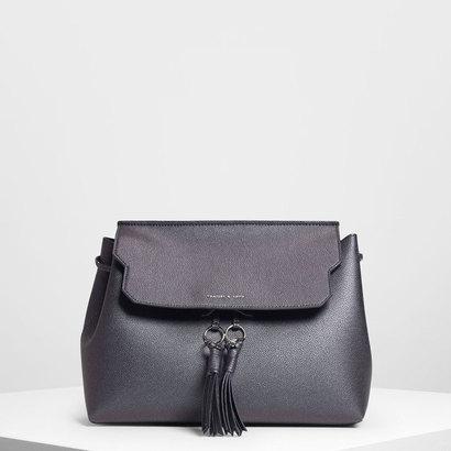 激安直営店 タッセルディテール フロントフラップ バックパック Backpack/ Tassel Detail (Peacock) Front Flap Backpack Flap (Peacock), 輸入王:a5269e8e --- dondonwork.top