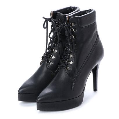 ディガウト DIGOUT BEY (Pin Heels Work Boots) (BLACK)