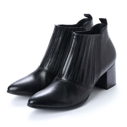 【アウトレット】エコー ECCO Shape 45 Block Ankle Boot (BLACK)