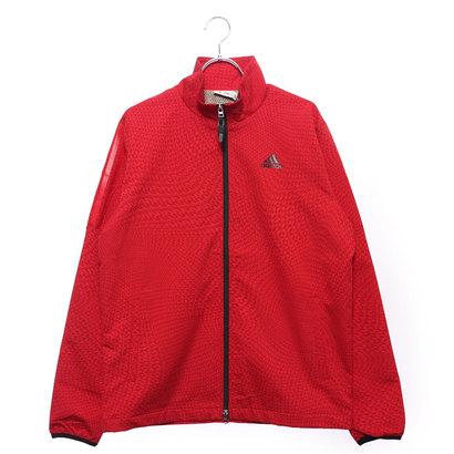 アディダス adidas メンズ ゴルフ 長袖ウインドブレーカー JP CP ジオメトリックプリント L/S ジャケット U31056