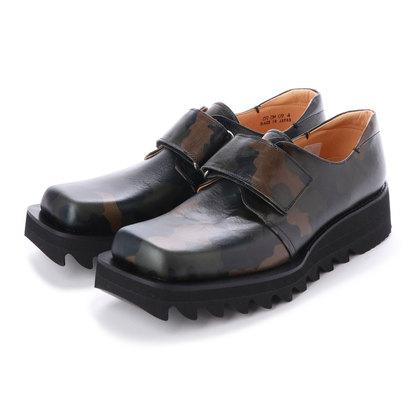 ディガウト DIGOUT NIK (Square-Toe Shoes) (CAMOUFLAGE)