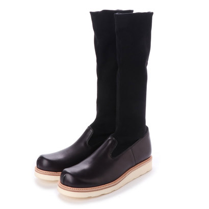 ディガウト DIGOUT BILL (Stretch Pecos Boots) (BLACK)