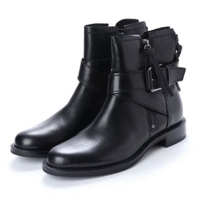 【アウトレット】エコー ECCO Shape 25 Buckle Boot (BLACK)