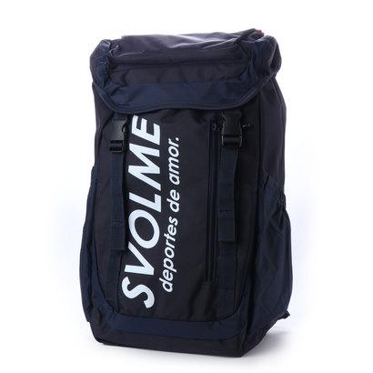 スボルメ SVOLME サッカー/フットサル バックパック バックパック 183-92220 (ネイビー)