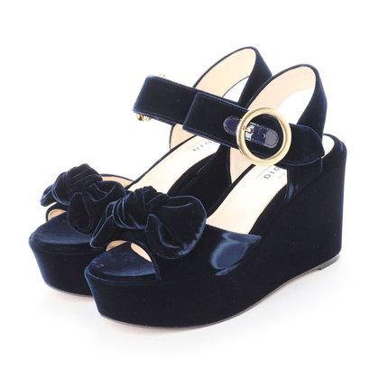 ディガウト DIGOUT OLIVIA (Platform Sandals) (NAVY)