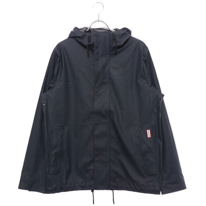 ハンター HUNTER MENS ORI LW RUBBERISED BOMBER (NVY)