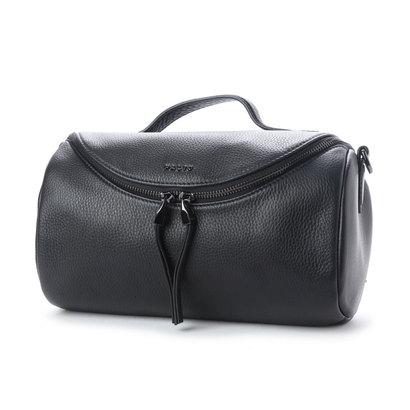 パリオ PALIO 【MORITA & Co.】 ロール型 2Wayショルダーバッグ (ブラック)