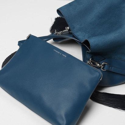 062cc8a060 タッセルディテール オーバーサイズ バケツバッグ   Tassel Detail Oversized Bucket Bag