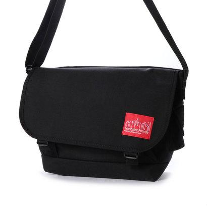 マンハッタンポーテージ Manhattan Portage Pixel NY Messenger Bag JR (Black)