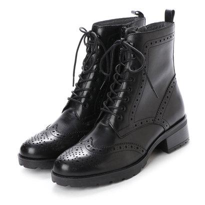 【アウトレット】モード カオリ MODE KAORI ブーツ 21189 (ブラック スムース)