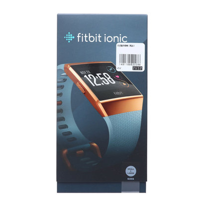 フィットビット fitbit 陸上/ランニング 時計 fitbit ionic FB503-CJK 7137