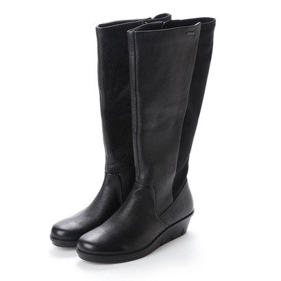 エコー ECCO Skyler GTX Tall Boot (BLACK/BLACK)