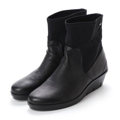 【アウトレット】エコー ECCO Skyler GTX Boot (BLACK/BLACK)