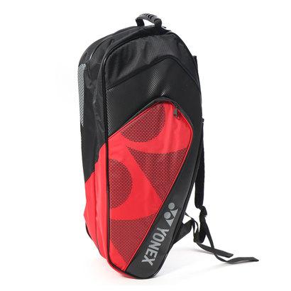 ヨネックス YONEX バドミントン ラケットバッグ ラケットバック6(リュック付)テニス6本用BAG1922R BAG1922R