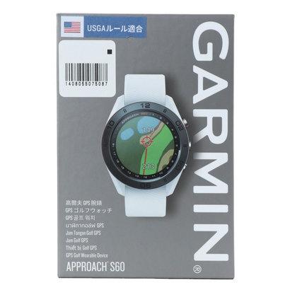 ゴルフ5 GOLF5 ガーミン GARMIN ゴルフ 距離測定器 GARMIN Approach S60 White 0603701301