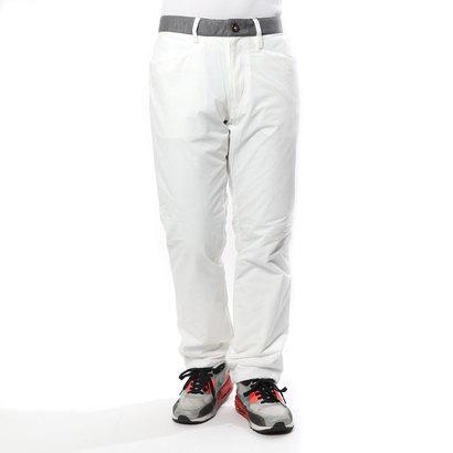 アディダス adidas メンズ ゴルフ ウインドパンツ JP adicross バックロゴ スタッフドパンツ U31382