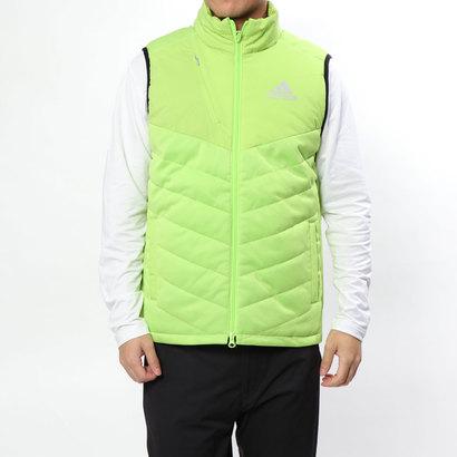 アディダス adidas メンズ ゴルフ 中綿ベスト JP CP フィールサーモ リバーシブルベスト U31059
