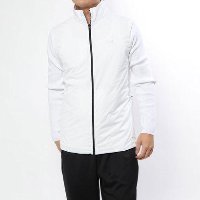アディダス adidas メンズ ゴルフ 長袖セーター CS CP climaheat L/S フルジップジャケット DM1379