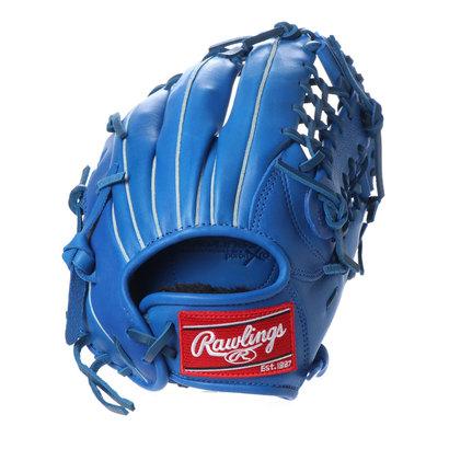ローリングス Rawlings 軟式野球 野手用グラブ ジュニアHOH DP(GJ9HDN6L-BLU) J00621817