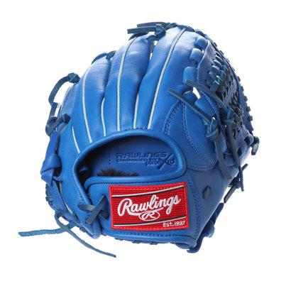 ローリングス Rawlings 軟式野球 野手用グラブ ジュニアHOH DP(GJ9HDG9M-BLU) J00621813