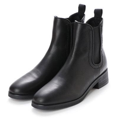 【アウトレット】ワグ WAG コルビバ サイドゴアショートブーツ (ブラック)