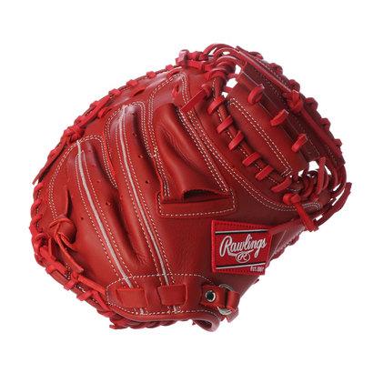 ローリングス Rawlings 軟式野球 野手用グラブ ジュニアHYPER TECH(GJ9HT2AC-RD) J00621842