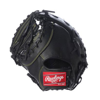 ローリングス Rawlings 軟式野球 野手用グラブ ジュニアHYPER TECH(GJ9HT3ACD-BK) J00621847