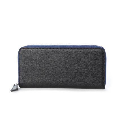 コムサイズム COMME CA ISM MONO スマート ラウンド ファスナー 長財布 (ブラック)