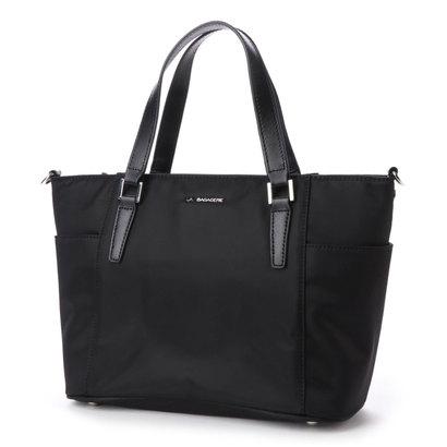 ラ バガジェリー LA BAGAGERIE ビジネストートバッグSサイズ (BLACK)